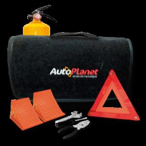 kit de carretera para carro