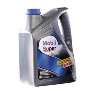 aceite mobil para carro 20w 50