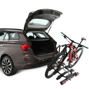 accesorio para llevar bicicletas en carro